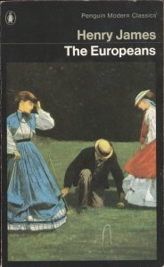 There is no croquet in The Europeans.